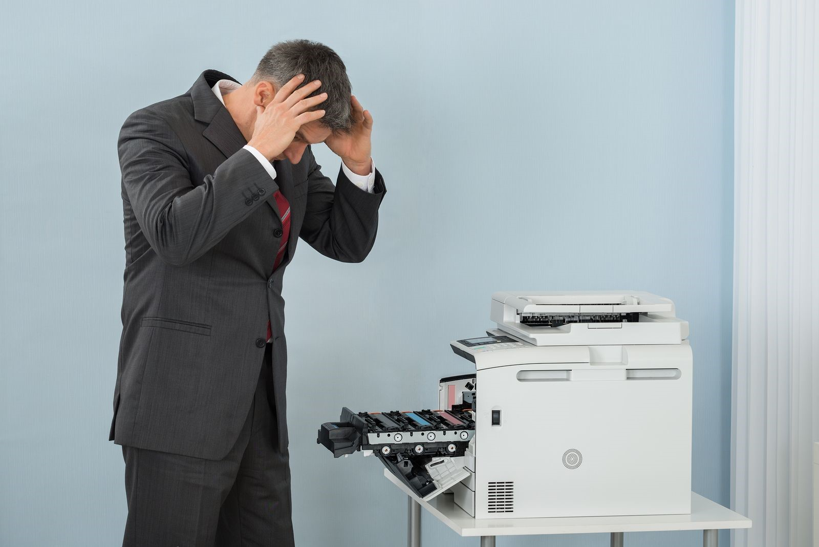 Copier Repair and the Regular Maintenance of Other Office Equipment